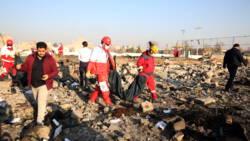 Vliegtuigongeluk bij Iraanse hoofdstad Teheran: 176 doden.