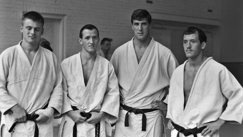 Hoge onderscheiding voor oud-judoka Jan Snijders (76)