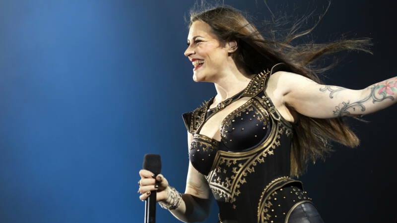 Metal singer Floor Jansen wins the 2019
