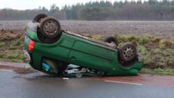 Ongelukken in Gelderland en Friesland vanwege gladheid.
