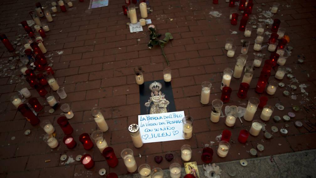 Bekijk details van Ouders overleden Spaanse peuter Julen schikken met eigenaar put