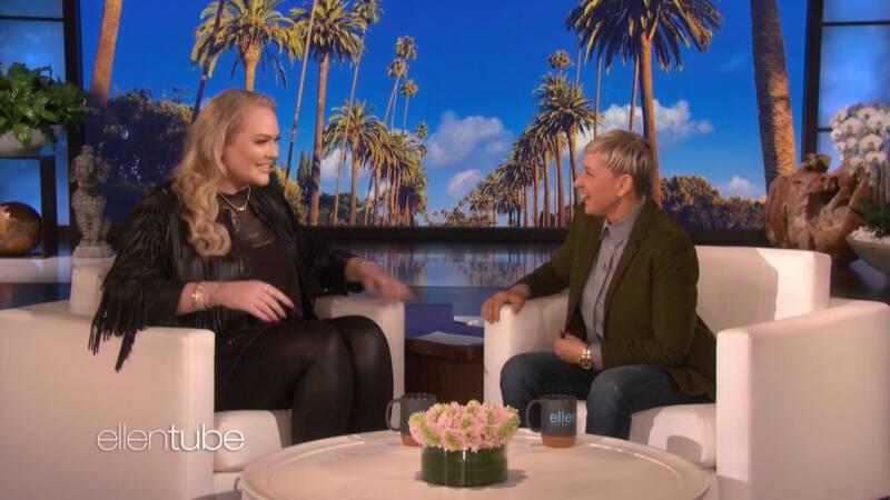 NikkieTutorials bij Ellen DeGeneres: 'Dankbaar dat het is gebeurd'