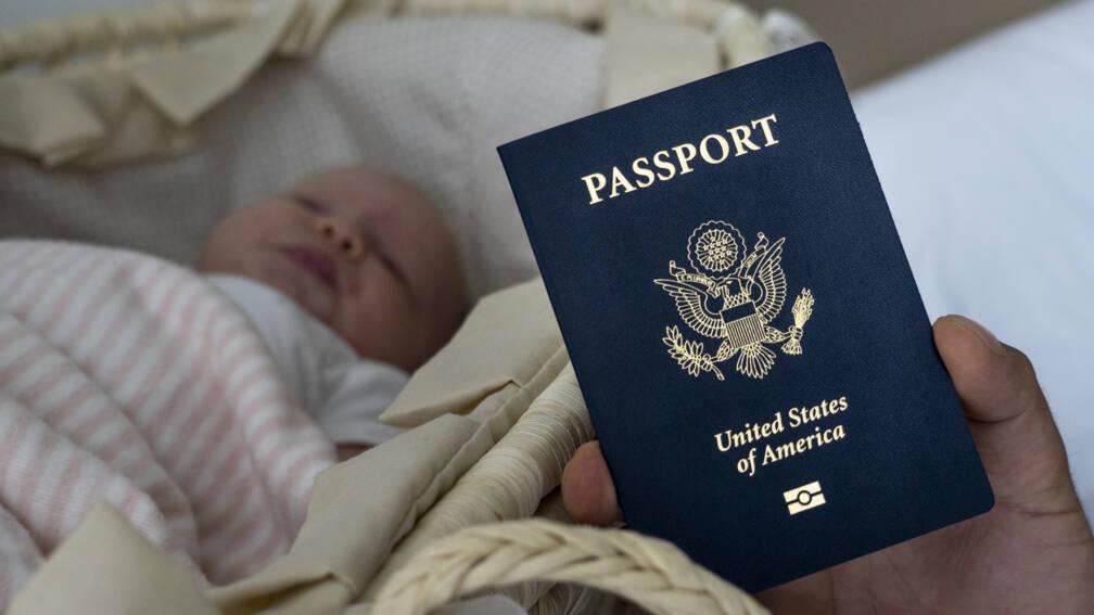Bekijk details van VS gaat 'geboortetoerisme' tegen