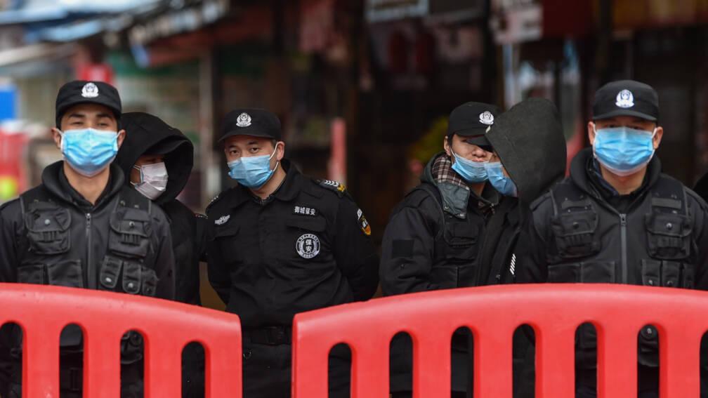 Bekijk details van Reisbeperkingen voor 25 miljoen Chinezen om virus Wuhan