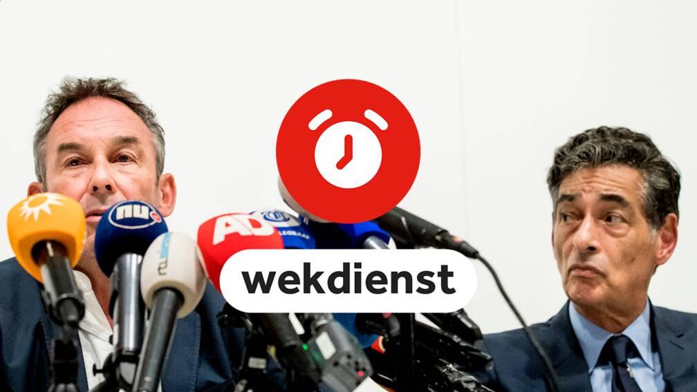 Bekijk details van Wekdienst 24/1: zorgvonnis Van Laarhoven en kinderpornozaak in België