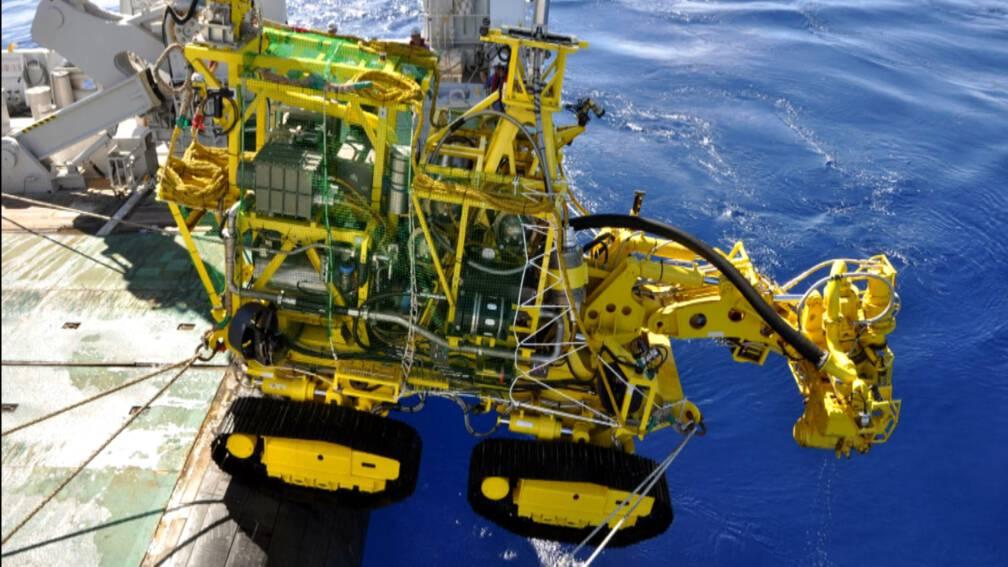 De schatten van de zeebodem: wie pakt ze als eerste?