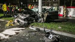 Gewonde botsing trolleymast in Arnhem overleden.