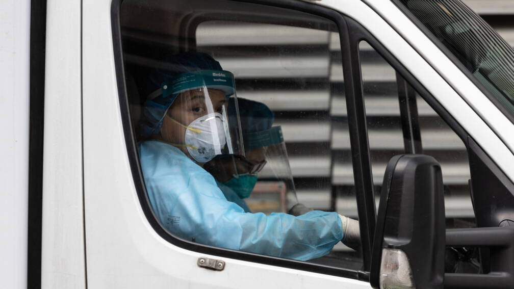 Iemand In Belgie Besmet Met Corona Virus Nos Jeugdjournaal
