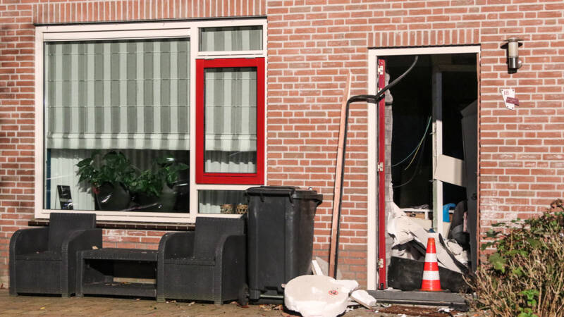 Tweede verdachte vuurwerkaanslag Urk opgepakt