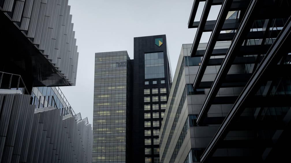 Bekijk details van Opnieuw een inval bij ABN Amro in Frankfurt