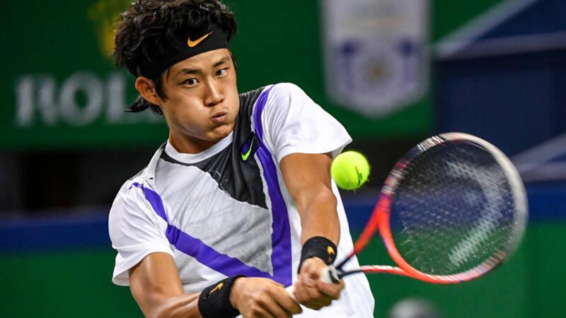 Chinese tennissers trekken zich terug uit Davis Cup vanwege coronavirus