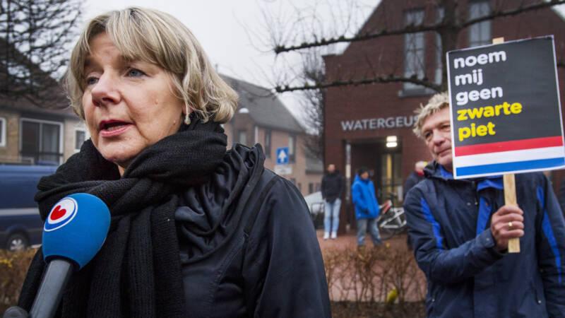Burgemeester Dokkum mocht Zwarte Piet-demonstratie niet verbieden