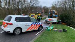 Dode bij ongeluk met carnavalswagen in Meerssen.