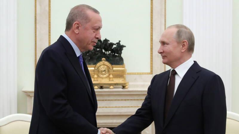 Staakt het vuren in Idlib tussen Rusland en Turkije