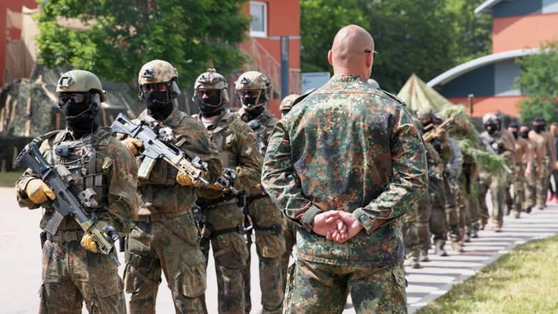 Duitse commando-eenheid broeinest van extreemrechts gedachtegoed