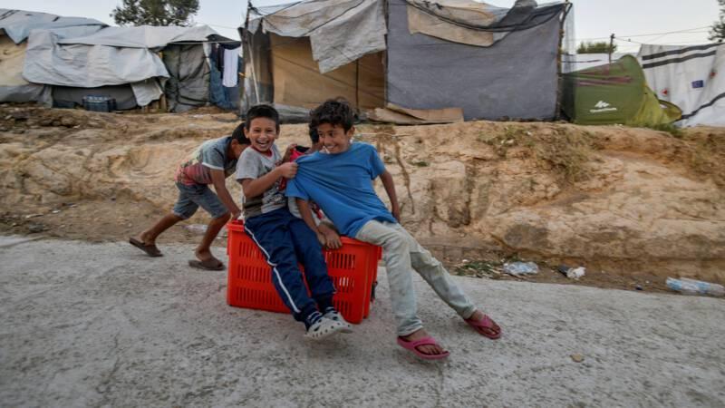 Leiden neemt verweesde vluchtelingenkinderen uit Griekenland op