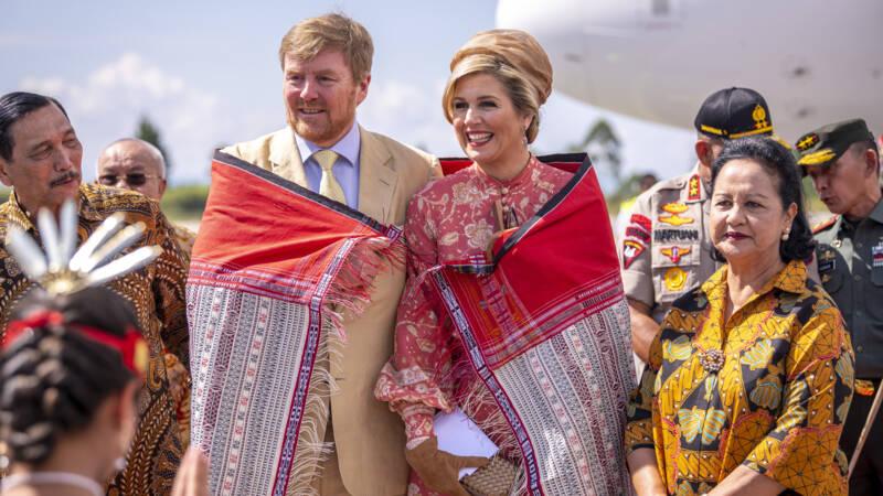 Koning reageert op verdeelde reacties na excuses: 'Weloverwogen gedaan'