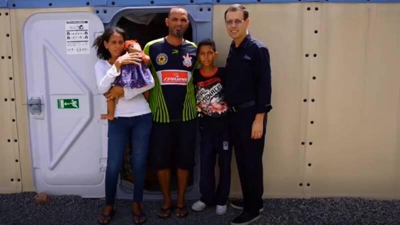 Braziliaanse miljardair helpt Venezolaanse vluchtelingen