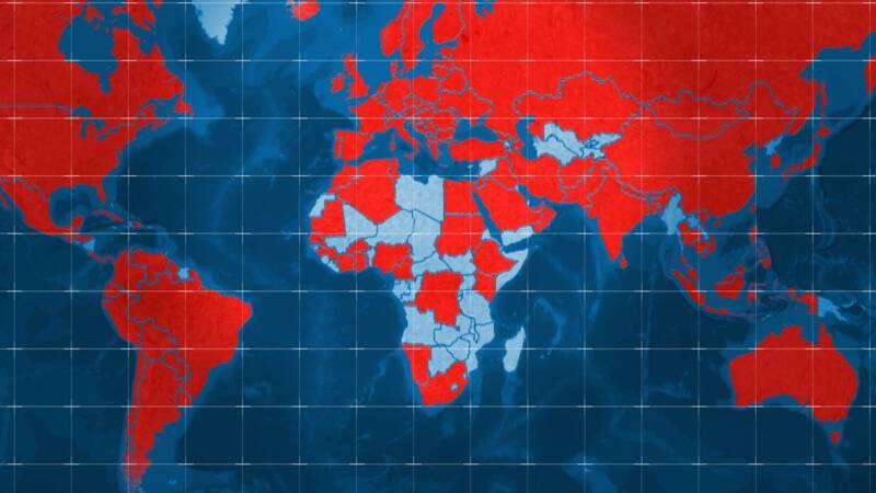 Zo Ging Het Corona Virus De Wereld Over Nos Jeugdjournaal