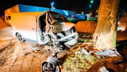 Twee doden bij ernstig ongeluk in Eindhoven, lachgas gevonden in busje.