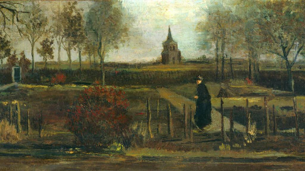 Werk van Vincent van Gogh gestolen uit museum Singer Laren | NOS