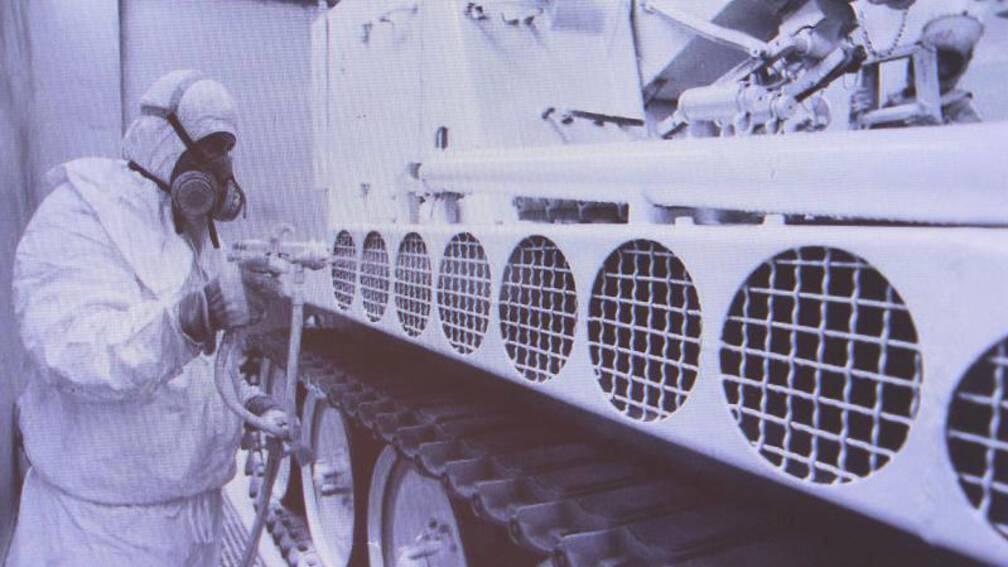 Bekijk details van Ook schadevergoeding defensiepersoneel met strottenhoofdkanker door chroom-6
