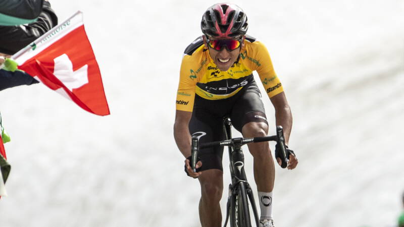 Tourwinnaar Bernal mag weer trainen in Colombia