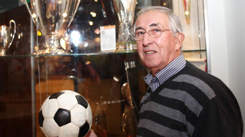 Legendarische Feyenoord-doelman Pieters Graafland (86) overleden