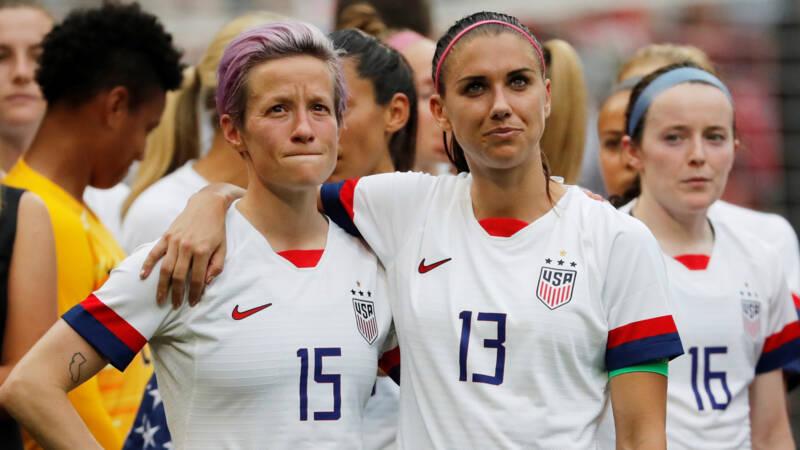 Rechter wijst claim gelijke betaling Amerikaanse voetbalsters af