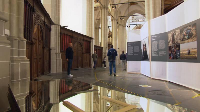 Met kijkvakken en eenrichtingsverkeer houden musea 1,5 meter tussen bezoekers