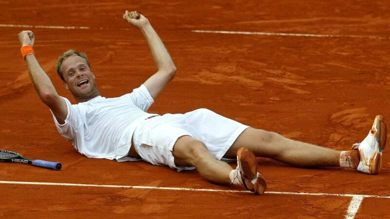 Zondagmiddag terug naar opzienbarende triomftocht van Verkerk op Roland Garros