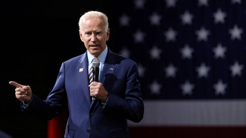 Kritiek op presidentskandidaat Biden om uitspraak over zwarte zwevende kiezers