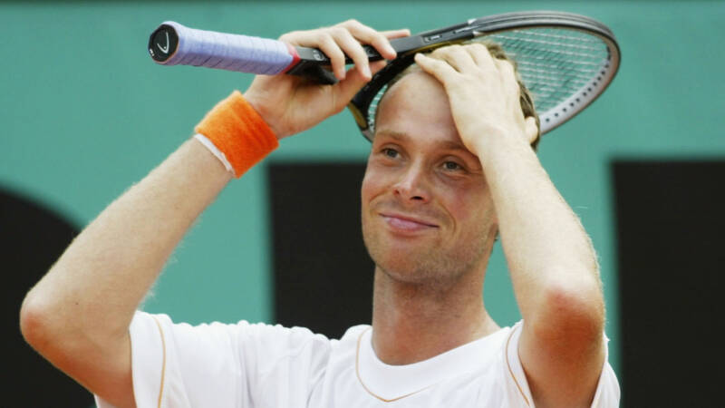 Vanmiddag terug naar opzienbarende triomftocht van Verkerk op Roland Garros