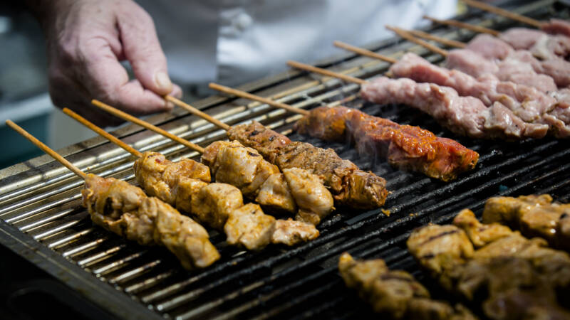 Vlees uit 'besmette' slachterijen: is dat veilig?