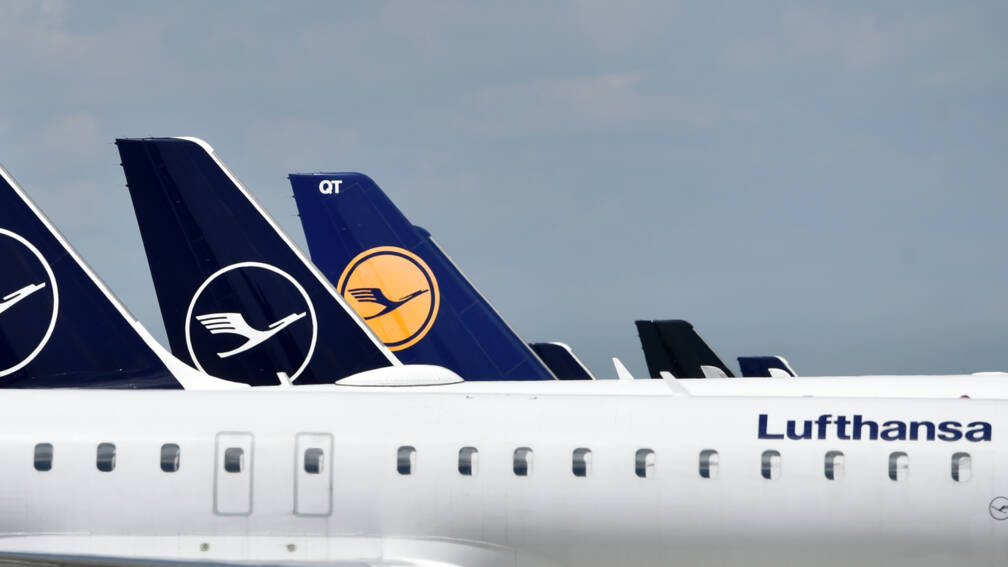 Bekijk details van Europees-Duits akkoord over steun aan Lufthansa