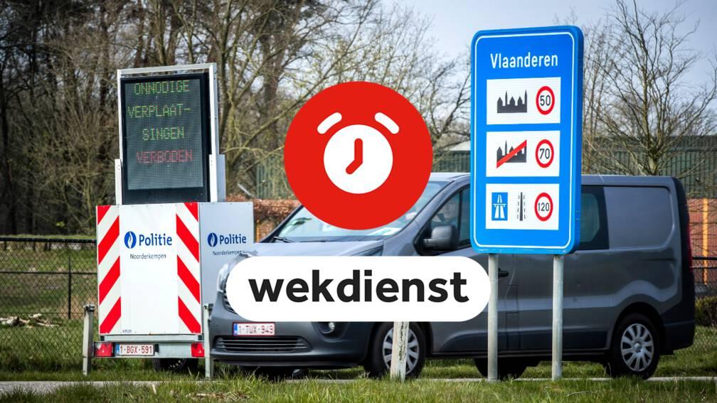 Bekijk details van Wekdienst 30/5: Belgische grens open voor families • Nieuwe lanceerpoging SpaceX