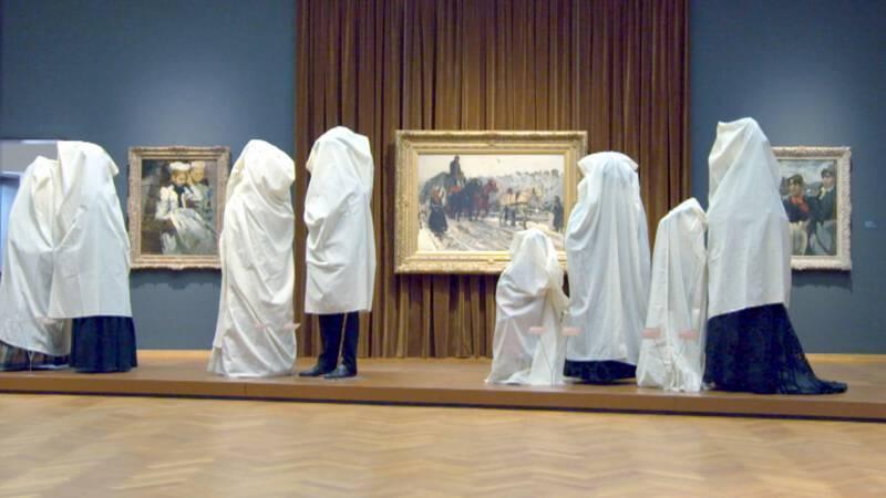 Musea zijn kunstwerken 'kwijt' door corona