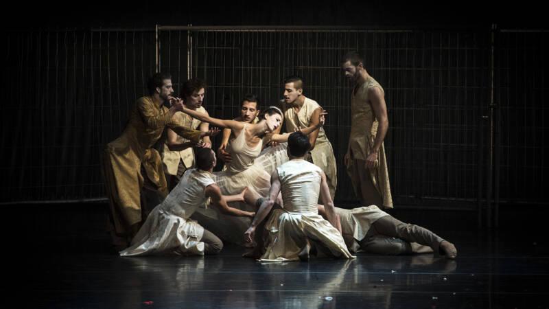 Verdriet bij dansers van Scapino, maar bij 107 instellingen kan de vlag uit