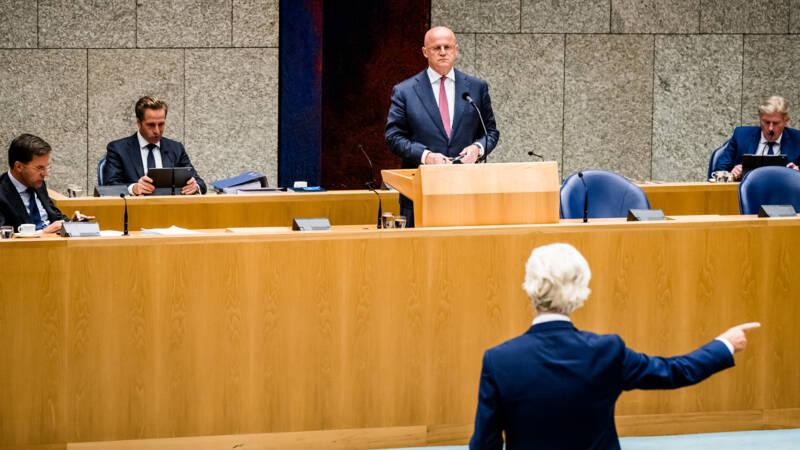 Grapperhaus Blijft Zwijgen Over Wrevel Met Burgemeester