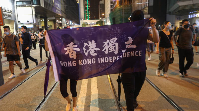 China voert omstreden wet door: 'Einde van Hongkong zoals we dat kennen'