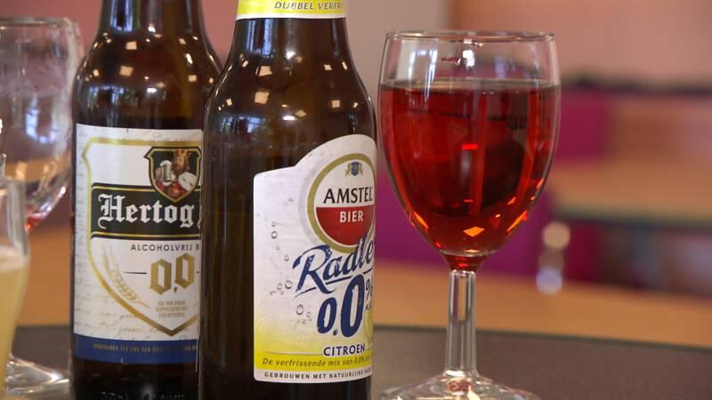 2 van de 5 kinderen drinken weleens alcoholvrije drankjes