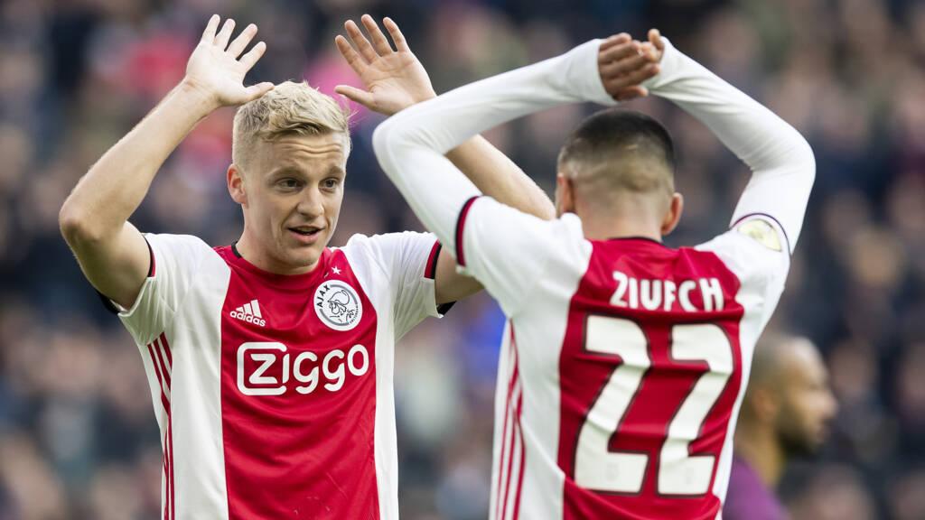 Ajax Transfermarkt
