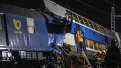 Dode en tientallen gewonden bij treinbotsing Tsjechiֳ«.