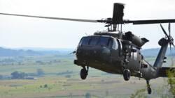 Colombiaanse militairen omgekomen bij helikopterongeluk.