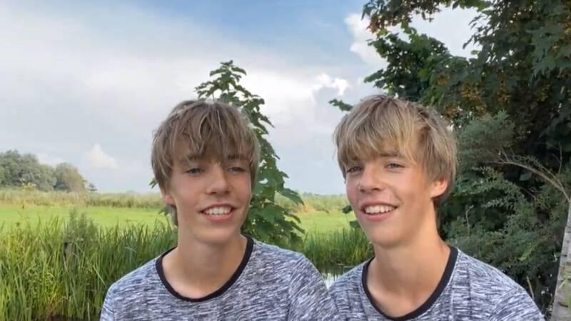 Sens en Imme zijn de nieuwe 'Kameleon'-tweeling