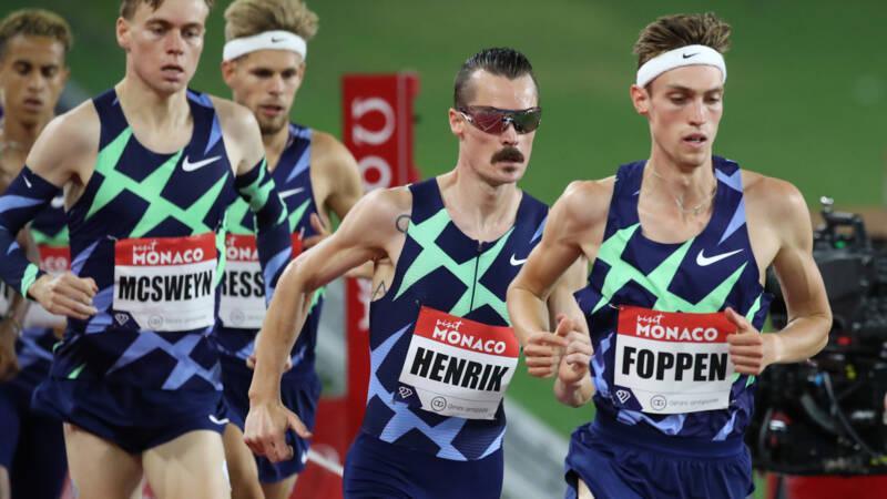 Herstart Diamond League: evenaring Nederlands record voor Foppen, Hassan valt uit