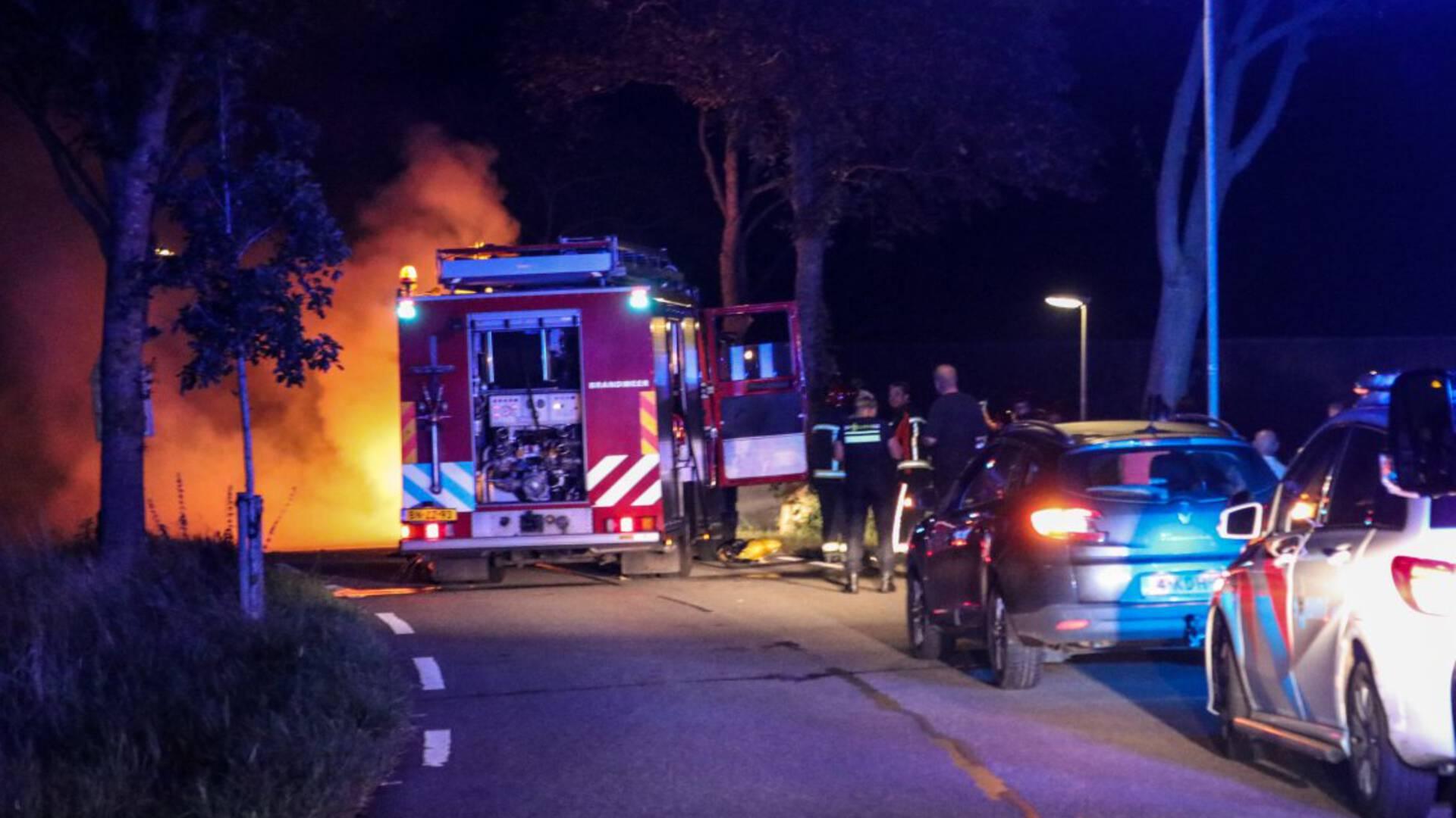 Drie mannen omgekomen na eenzijdig verkeersongeval.