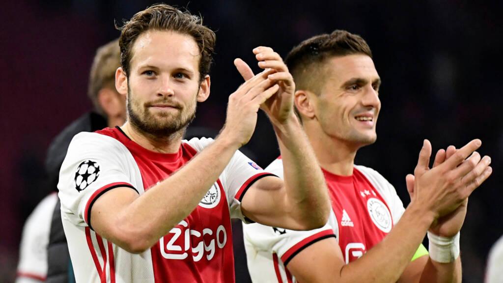 Ajax zeker van groepsfase Champions League na uitschakeling Lyon   NOS