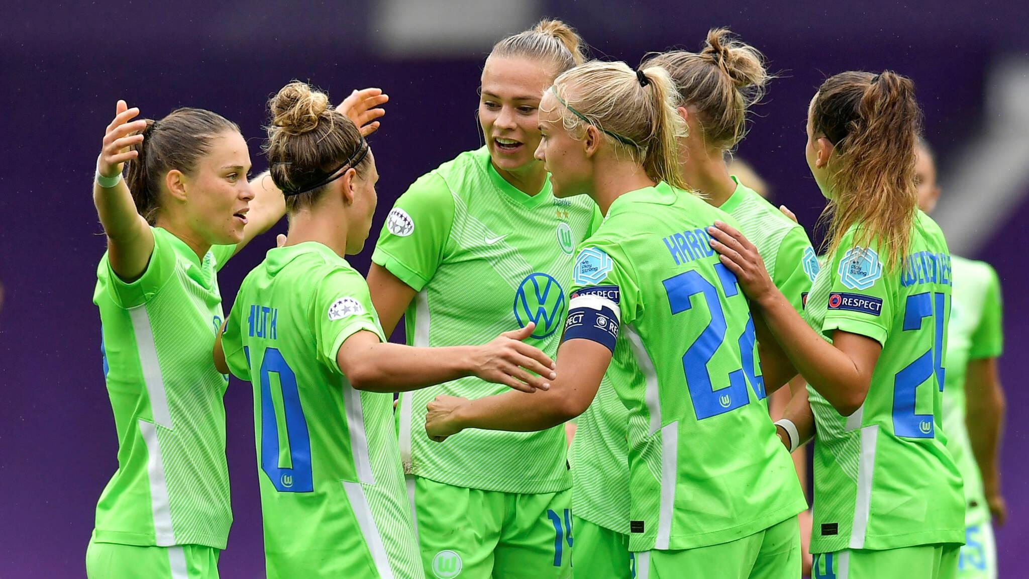 Wolfsburg Champions League Gruppe