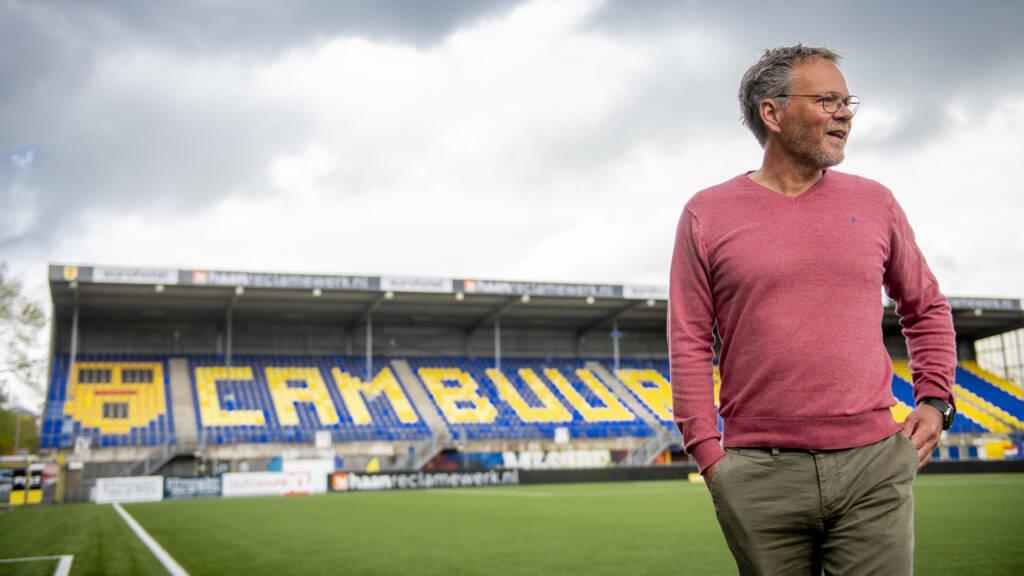 Betaald Voetbal Start Nog Geen Kwart Van Stoeltjes Eerste Divisie Bezet Nos